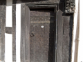 Tudor Boarded Door