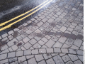 Brick-paving