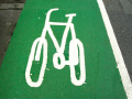 Cycle-path-tarmac