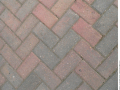 Herringbone-pattern-brick-paving