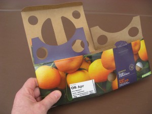 Box folding 3