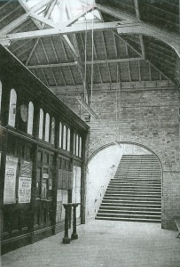Ticket Hall 1970s